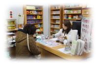 滝澤澄子(薬剤師)と患者さん